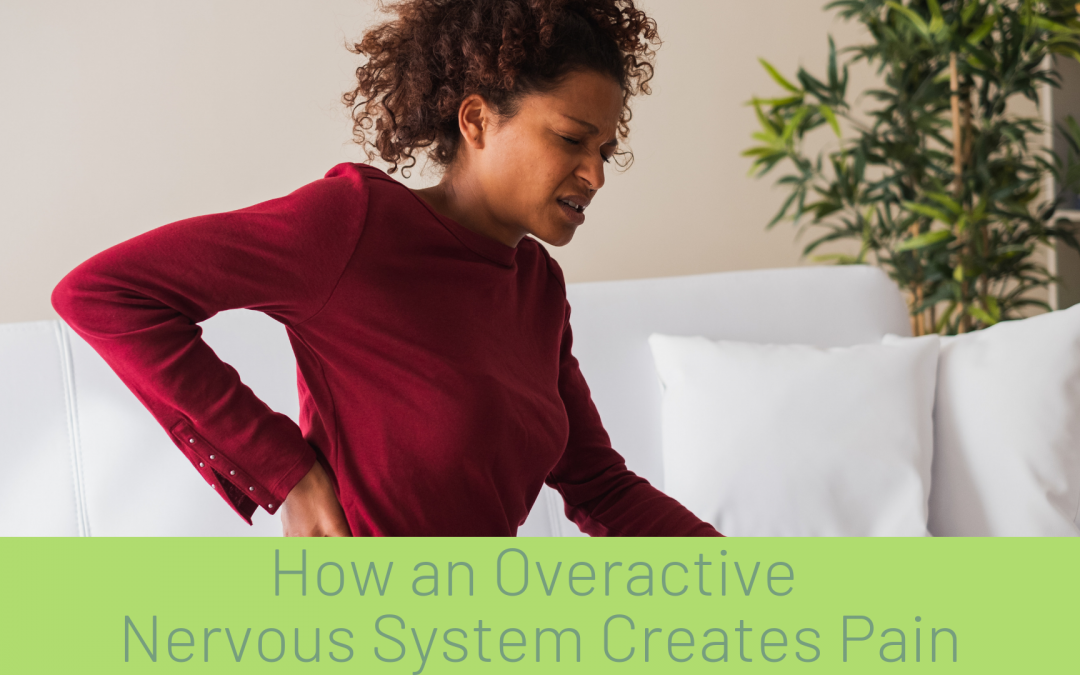 How an Overactive Nervous System Creates Pain