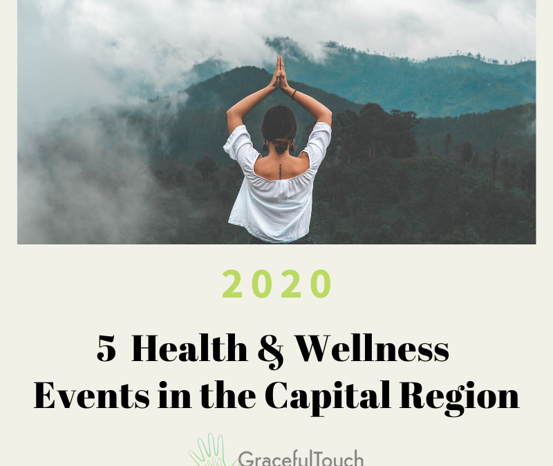2020:  Upcoming Health and Wellness Events in the Capital Region