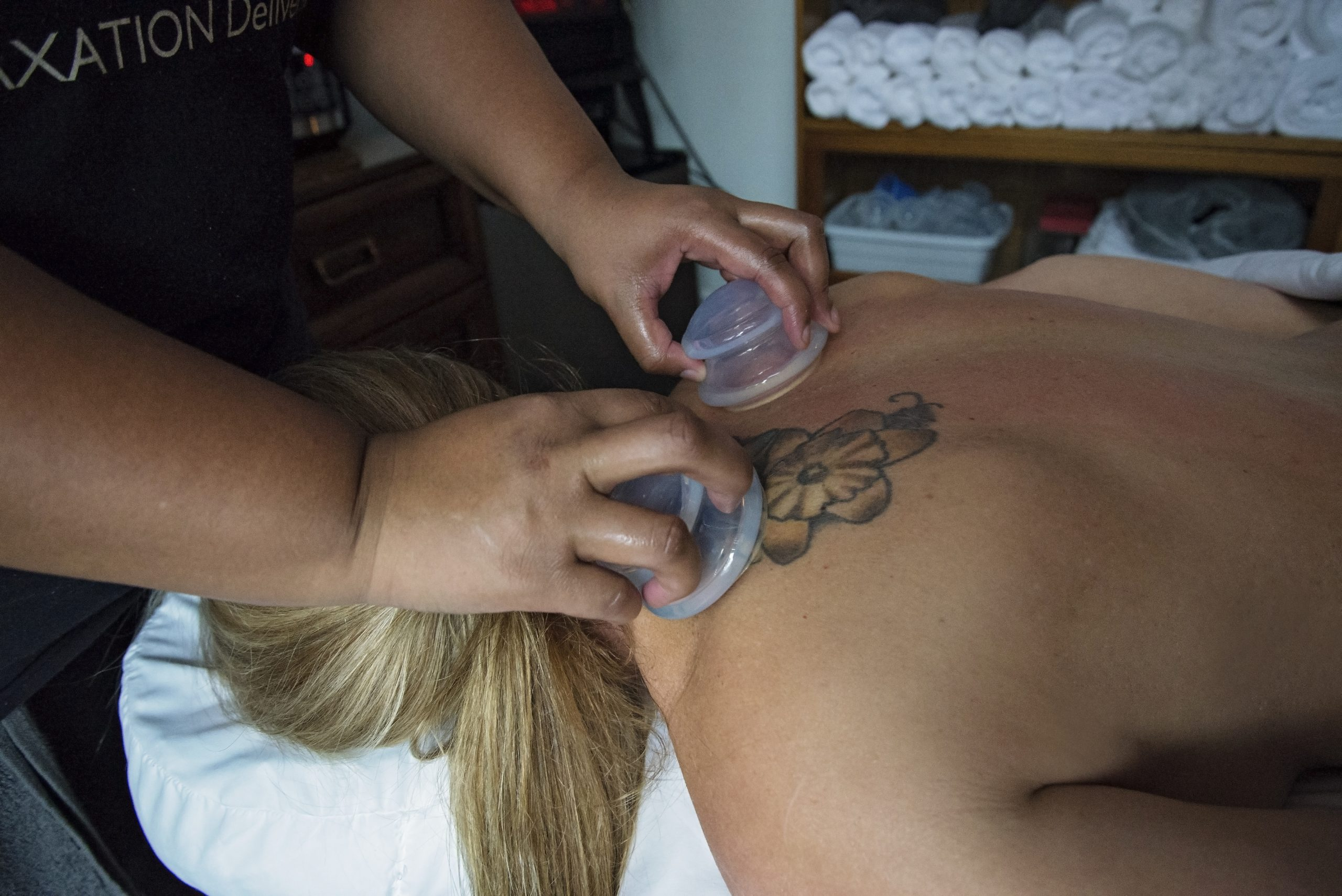 Cupping Massage Image